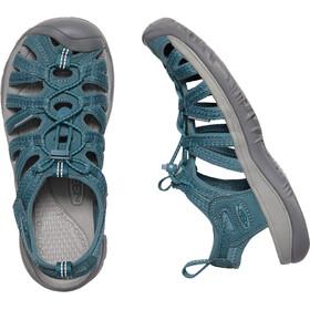 Keen Whisper Sandals Women smoke blue